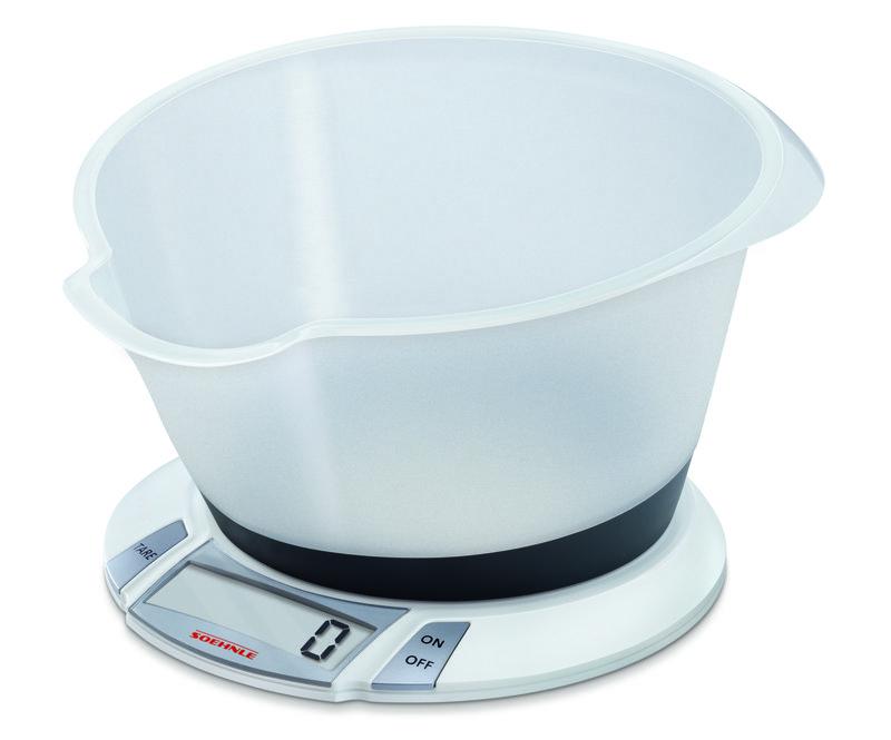 Soehnle OLYMPIA PLUS kuchyňská váha 66111