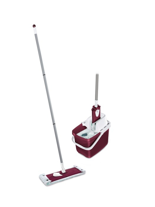 Combi Clean M Set ruby red 52062