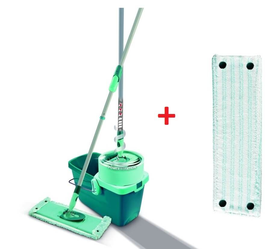 Leifheit CLEAN TWIST XL mop s vědrem a MICRO náhrada 52023