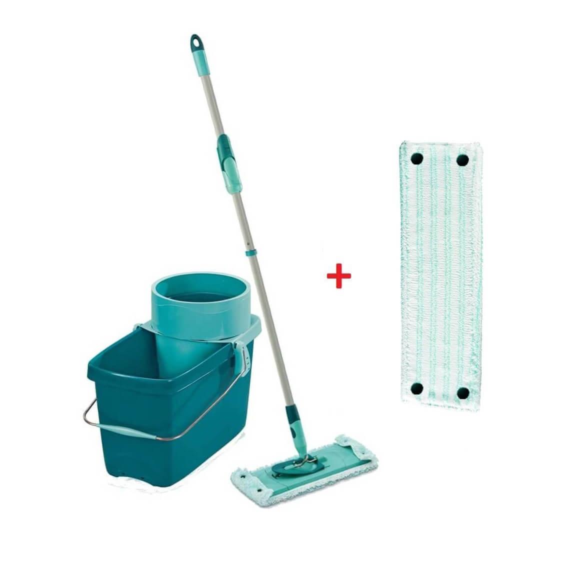 Leifheit Clean Twist extra soft M + náhrada Micro Duo zdarma 52024