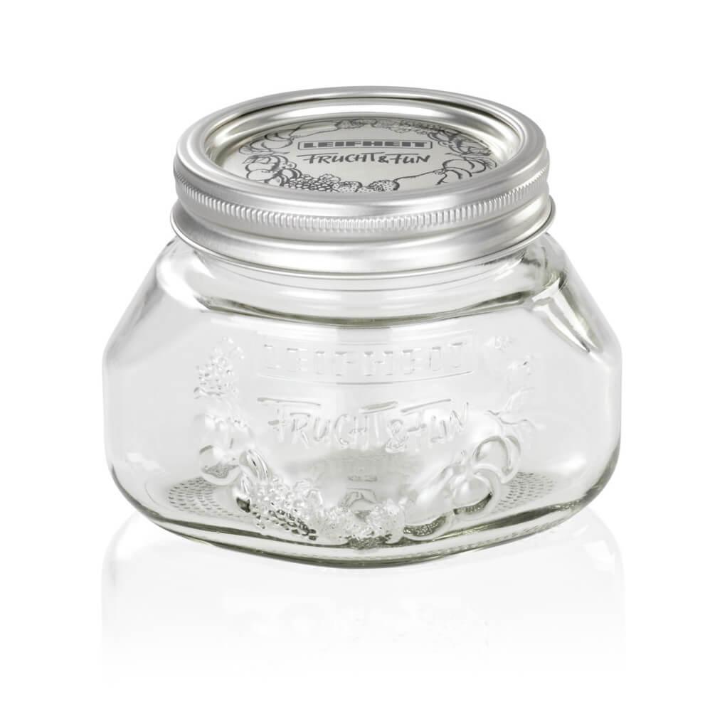 Leifheit zavařovací sklenice 0,5 l 36103