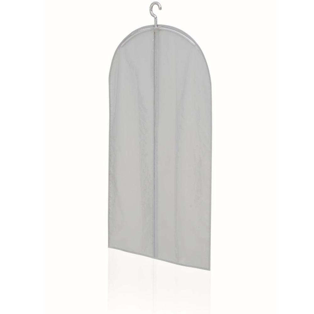 Leifheit Cestovní obal na šaty krátký světle šedý 80018