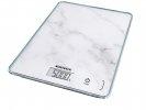 Obrázek Soehnle Digitální kuchyňská váha Page Compact 300 - motiv mramor 61516