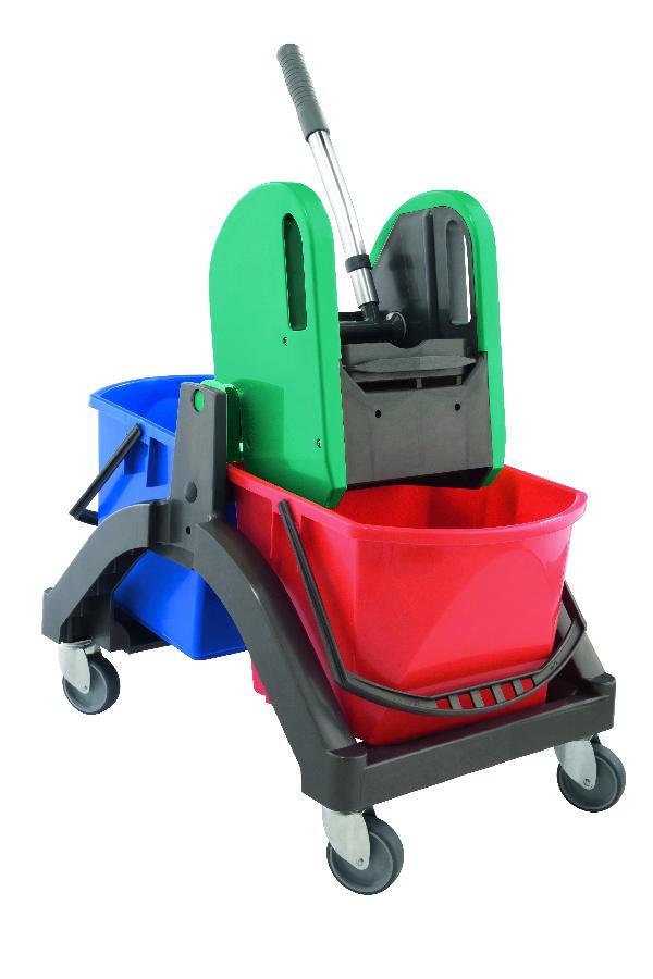 Leifheit úklidový vozík 59101